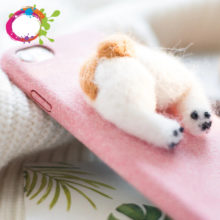 Puppy Butt iPhone Cases